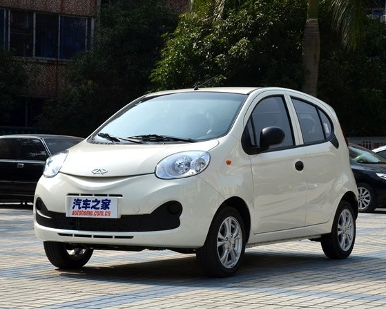 New Chery QQ launched on the Chinese car market