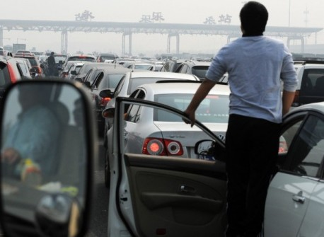 Over 53 million Private Cars on the Road in China