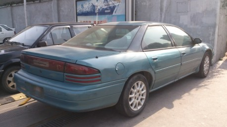 Spotted in China: first generation Dodge Intrepid