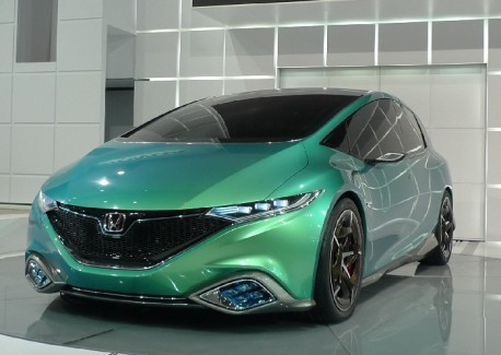 Honda to launch three China-only Cars by 2015