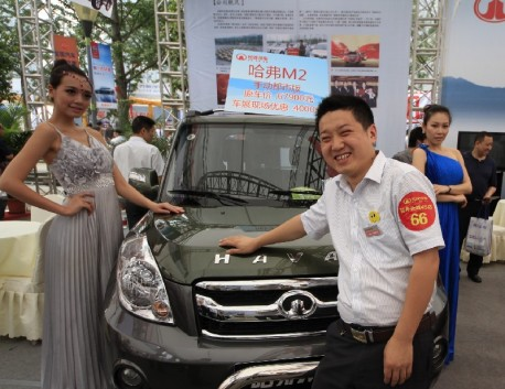 Great Wall Motors' sales up 28% in 2012