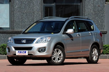 Great Wall Haval H6 1.5T hits the China car market