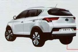 Spy Shots: Hawtai working on new SUV