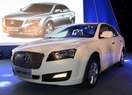 Hawtai Lu Sheng E70 launched on the Chinese car market