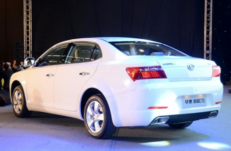 Hawtai Lu Sheng E70 launched on the Chinese car market