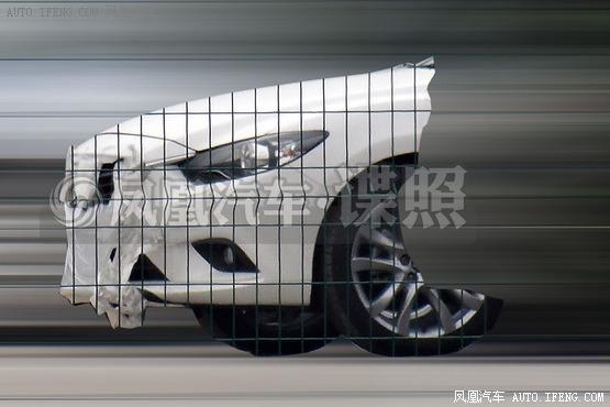 Spy Shots: new Mazda 6 testing in China