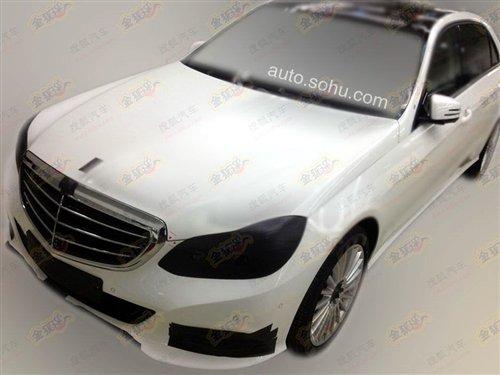 Spy Shots: new Mercedes-Benz E-L seen testing in China