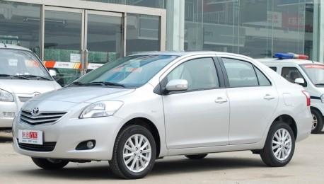 Toyota Dear sedan = new Toyota Vios for China