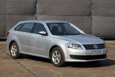 Rendered Speculation: Volkswagen Lavida Cross for the China car market
