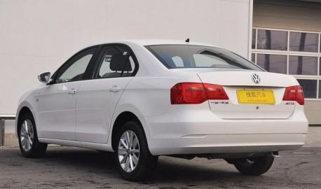 New Volkswagen Jetta hits the Chinese auto market