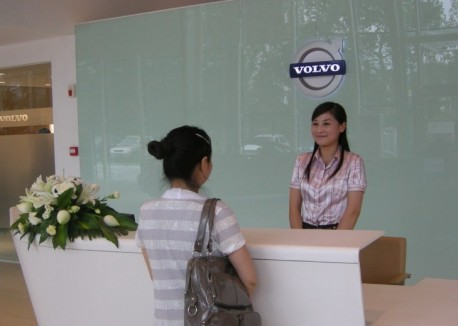 Volvo appoints senior new vice president for China