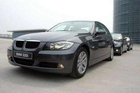New BMW brand for China will be launched on the 2013 Shanghai Auto Show