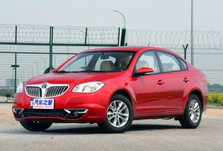 Brilliance H330 launched on the Chinese car market