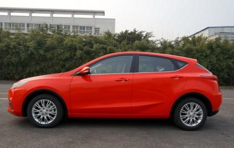 Chang'an Eado XT will debut on the 2013 Shanghai Auto Show