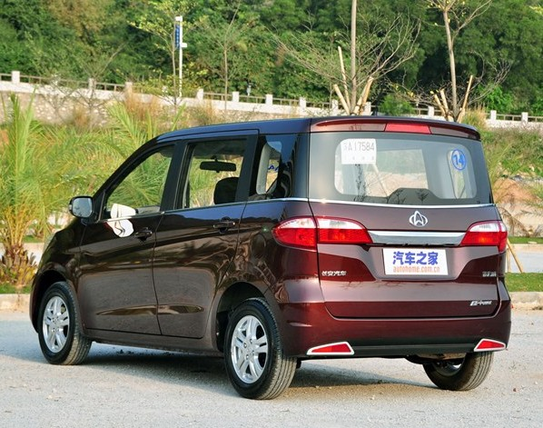 Chang'an Ouliwei hits the Chinese auto market