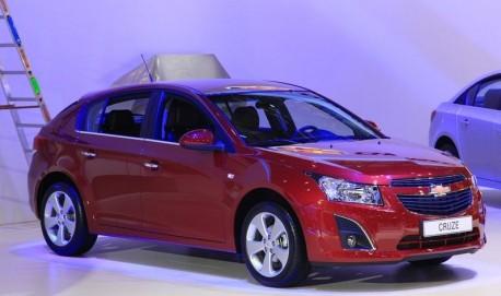 Spy Shots: Chevrolet Cruze hatchback seen testing in China