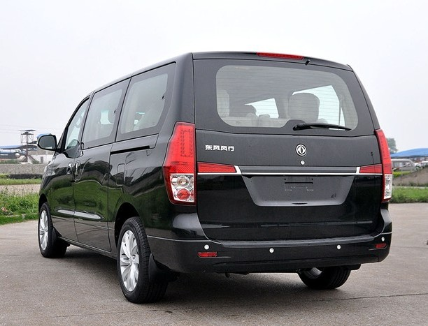 dongfeng fengxing cm7 mpv is ready for the chinese car market. Black Bedroom Furniture Sets. Home Design Ideas
