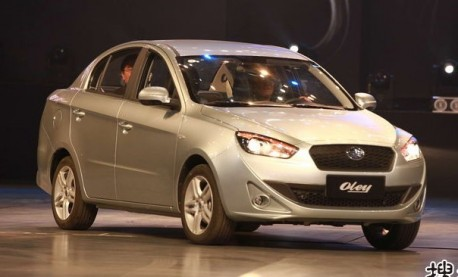 New FAW Oley hatchback arrives at the Shanghai Auto Show