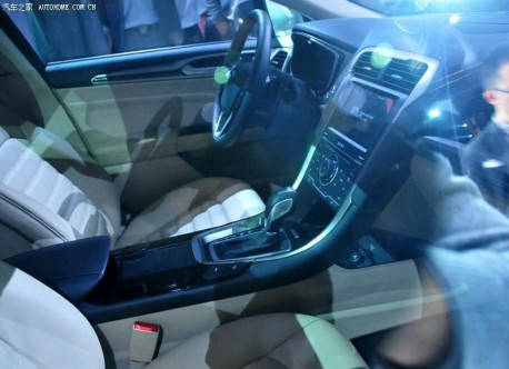 New Ford Mondeo debuts in China