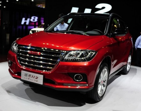 Haval H2 launched on the Shanghai Auto Show