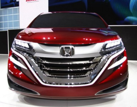 Honda Concept M MPV concept hits the Shanghai Auto Show