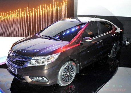Honda Crider concept debuts in China before the Shanghai Auto Show