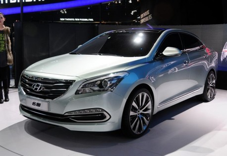 China-only Hyundai Mistra debuts on the Shanghai Auto Show