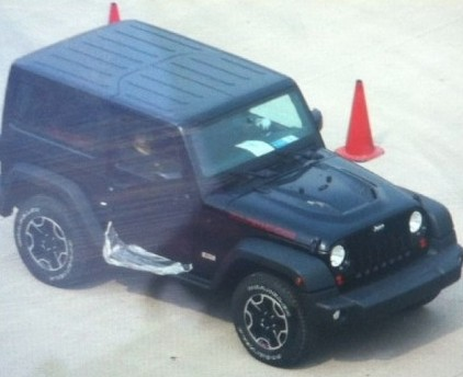 What is Jeep cooking up for the Shanghai Auto Show?