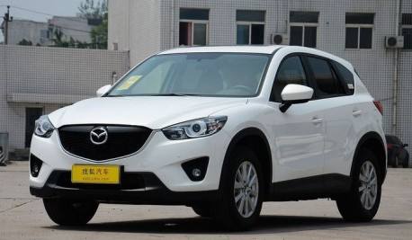 China-made Mazda CX-5 will debut on the Shanghai Auto Show