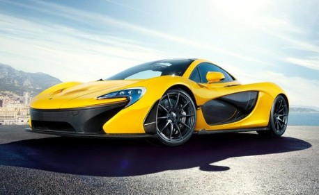 McLaren P1 launched in China, priced at 1.9 million USD