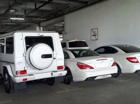 AMG is going White at the Shanghai Auto Show
