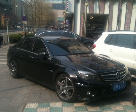 mercedes-c63-license-china-2