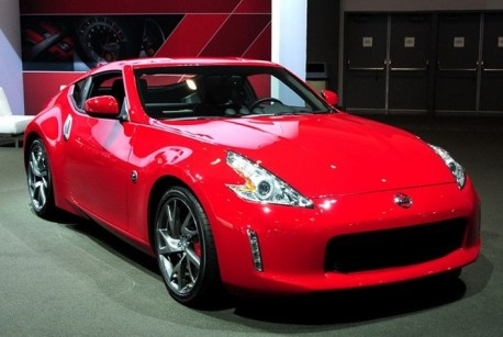 Nissan 370Z hits the Chinese car market