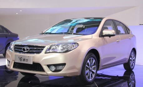 SouEast V6 Ling Shi launched on the Shanghai Auto Show & the Chinese car market