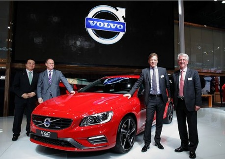New Volvo factory in China to start production before the end of the year