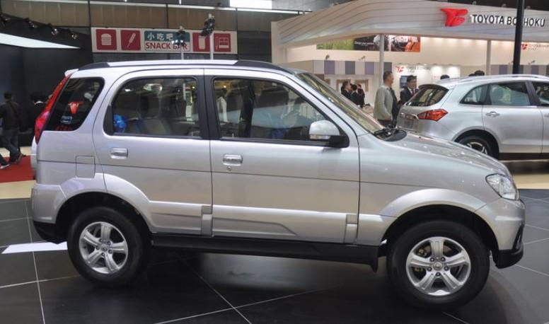 Zotye T200 Hits The China Car Market Carnewschina Com