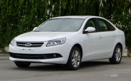 Chery A4 will not ne called Chery A4, maybe