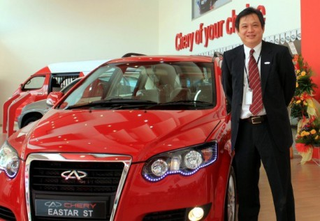 Chery to build a factory in Malaysia
