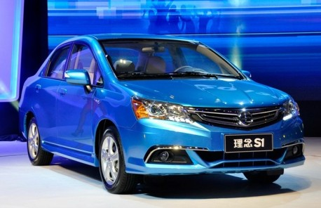 Facelifted Guangzhou-Honda Everus S1 hits the China car market