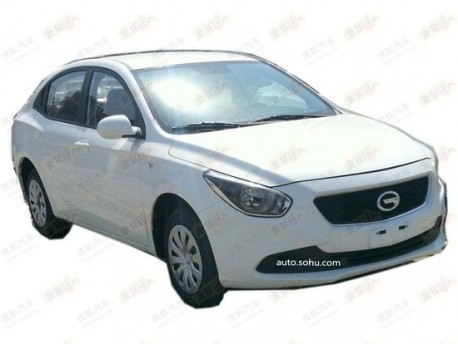 Guangzhou Auto Trumpchi GA3 will be launched on the Chinese car market in June