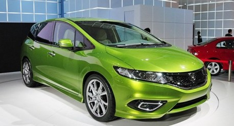 Honda Jade MPV will hit the Chinese car market in September