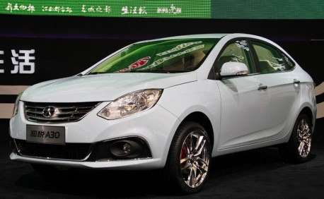 JAC Heyue A30 will hit the Chinese car market on May 28