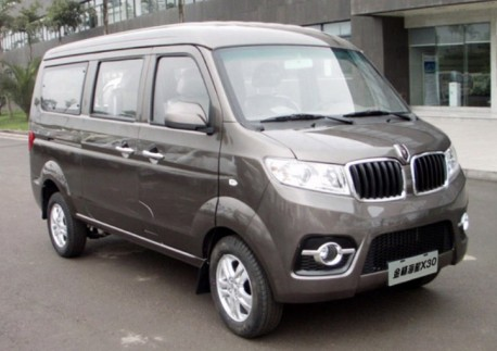 Brilliance goes BMW again with new Minivan in China