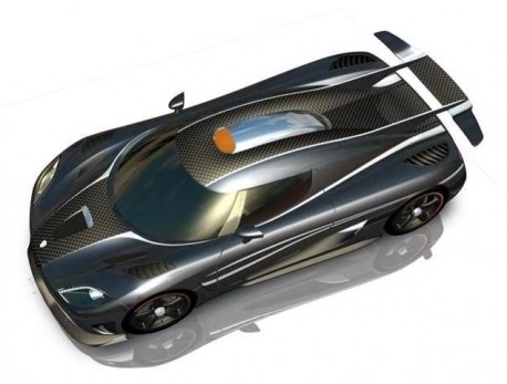 New renderings of the Koenigsegg One:1 for China
