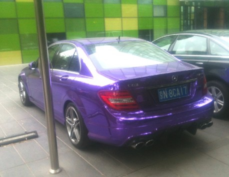 purple-mercedes-china-2