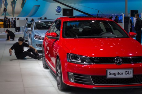 Volkswagen to open new car plant in central China