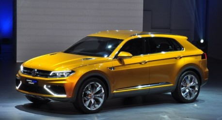 Volkswagen CrossBlue and CrossBlue Coupe will be made in China
