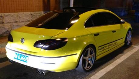volkswagen-passat-yellow-china-3