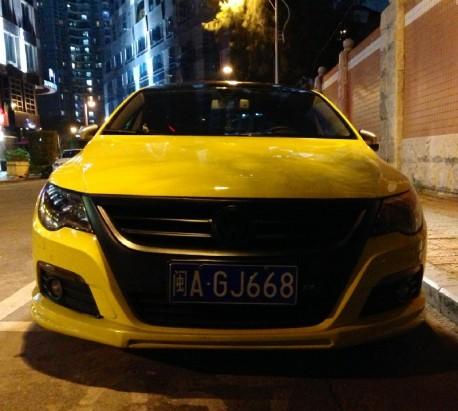 volkswagen-passat-yellow-china-4