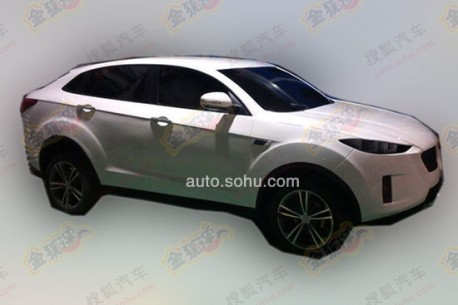 Spy Shots: Yema is going sporty with new SUV concept